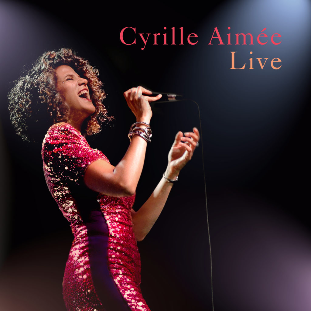 'Live' by Cyrille Aimée Review: A Fresh Spin on Old Records