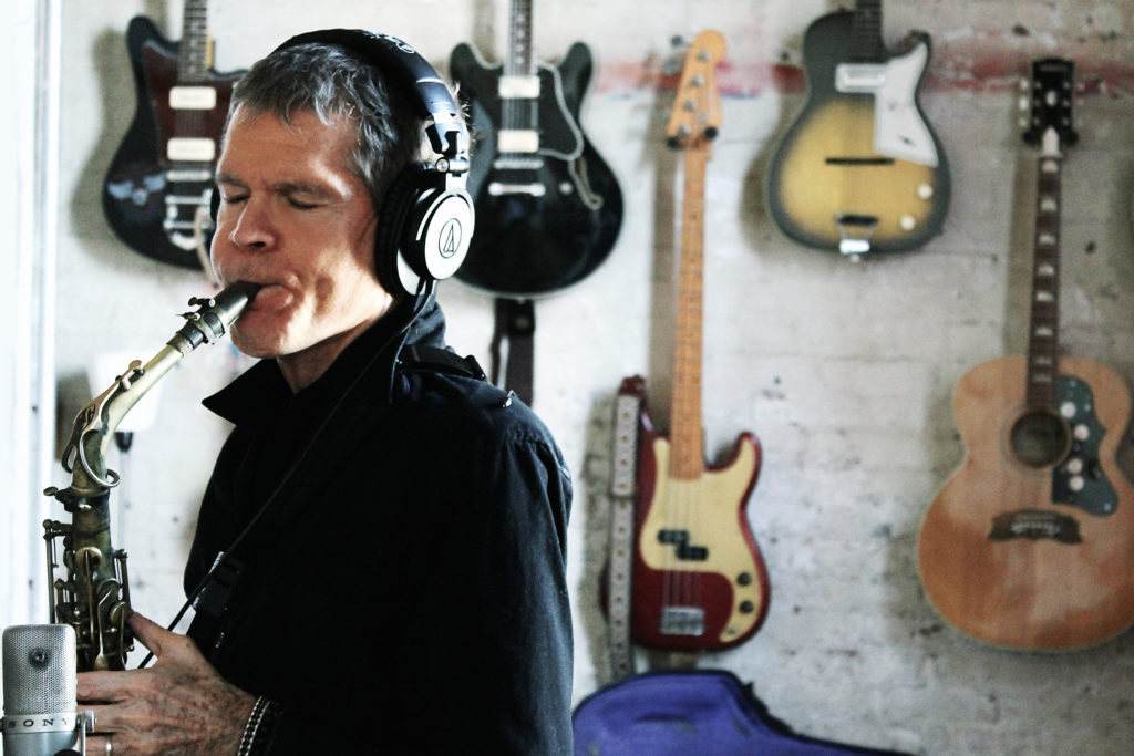 Despite Illustrious Past, Saxophonist David Sanborn Keeps Looking Forward