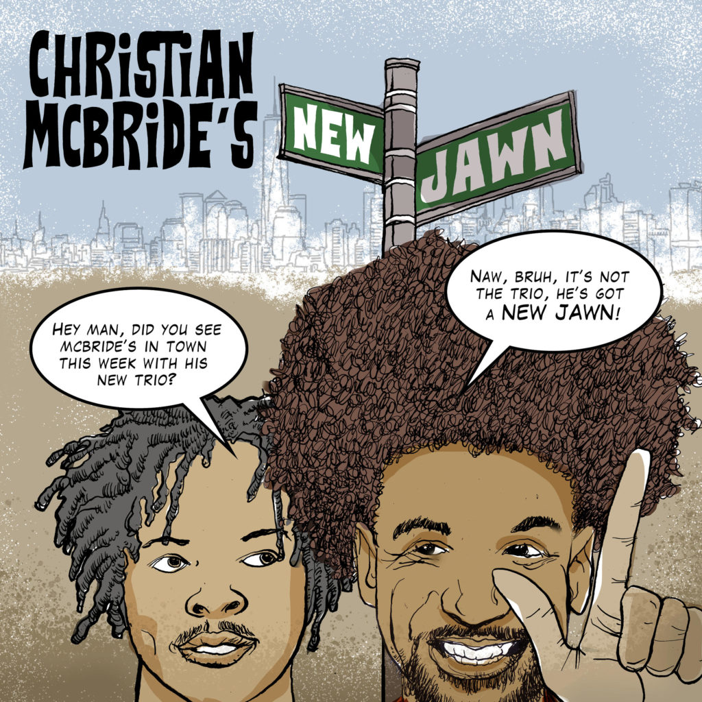 'New Jawn' Shows That Christian McBride's Sincerity and Soulfulness Can Come in Some New Flavors