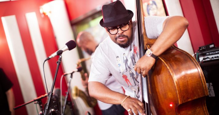 Christian McBride's New Jawn 'Middle Man' | Live Studio Session KNKX, Seattle