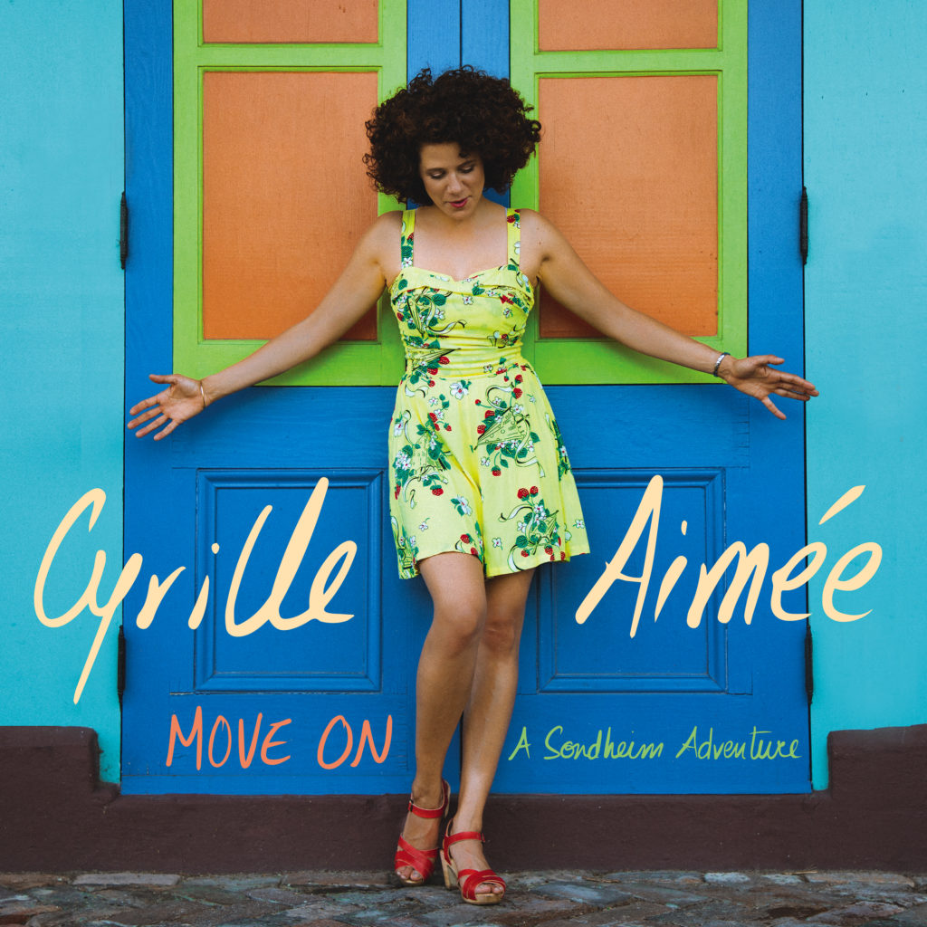 Cyrille Aimée Pushes Herself into New Terrain with 'Move On: A Sondheim Adventure'