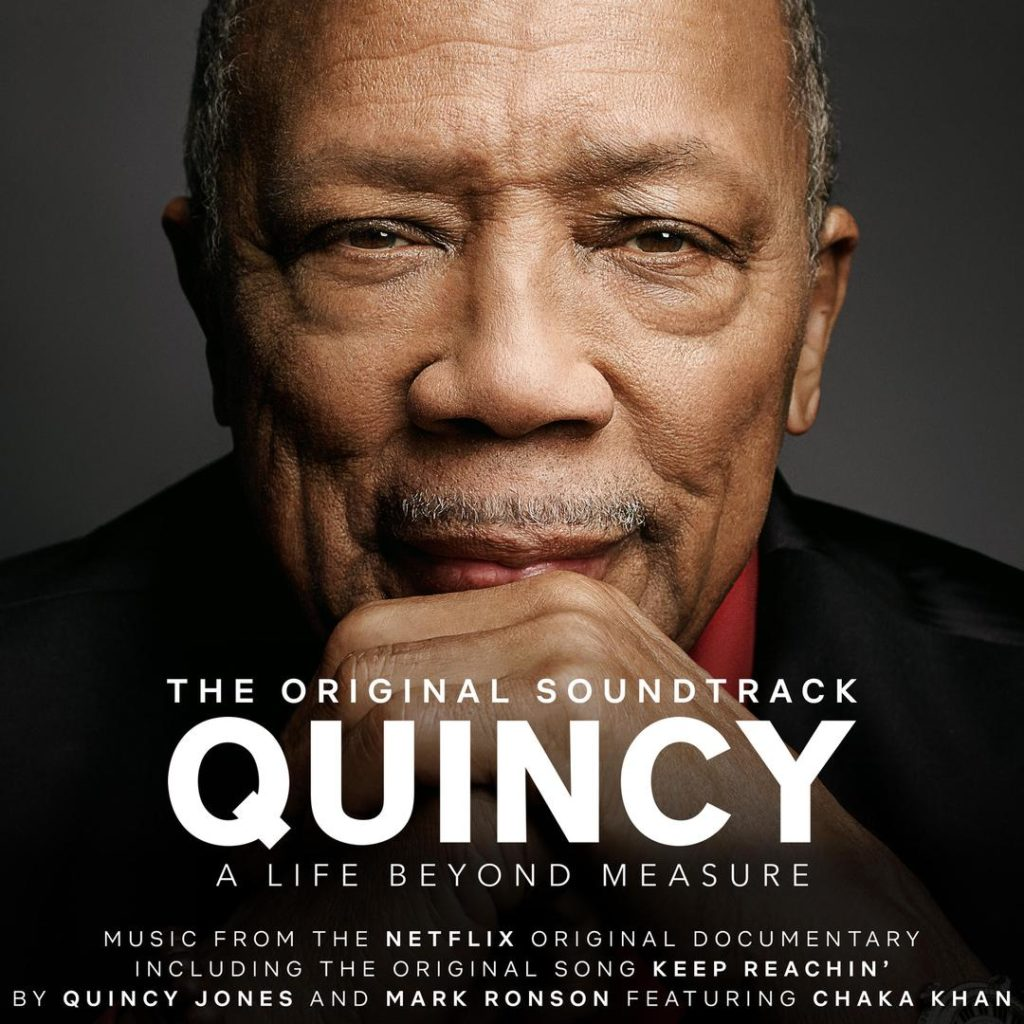 Quincy Jones Now Has the Most Grammys Of Any Living Artist After 'Quincy' Doc Win