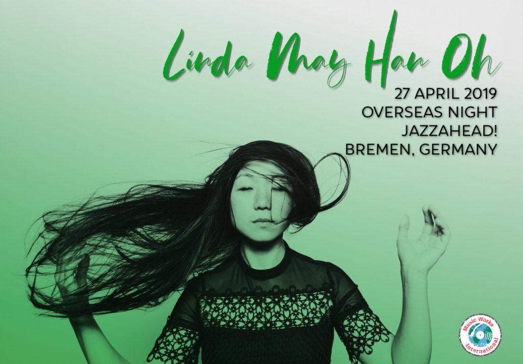 Linda May Han Oh To Perform At jazzahead! This April