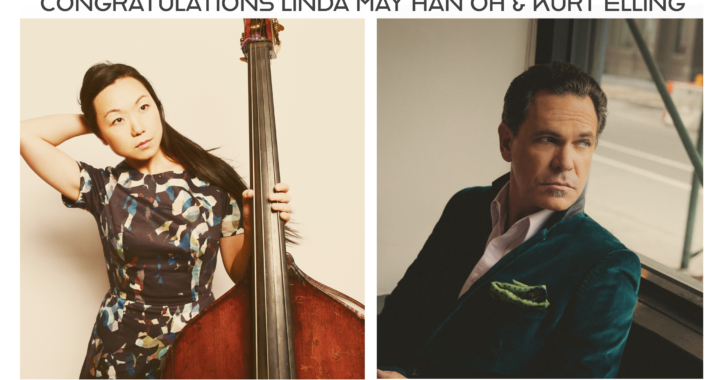 Linda May Han Oh, Kurt Elling Among Jazz Journalist Association's 2019 JJA Jazz Award Winners