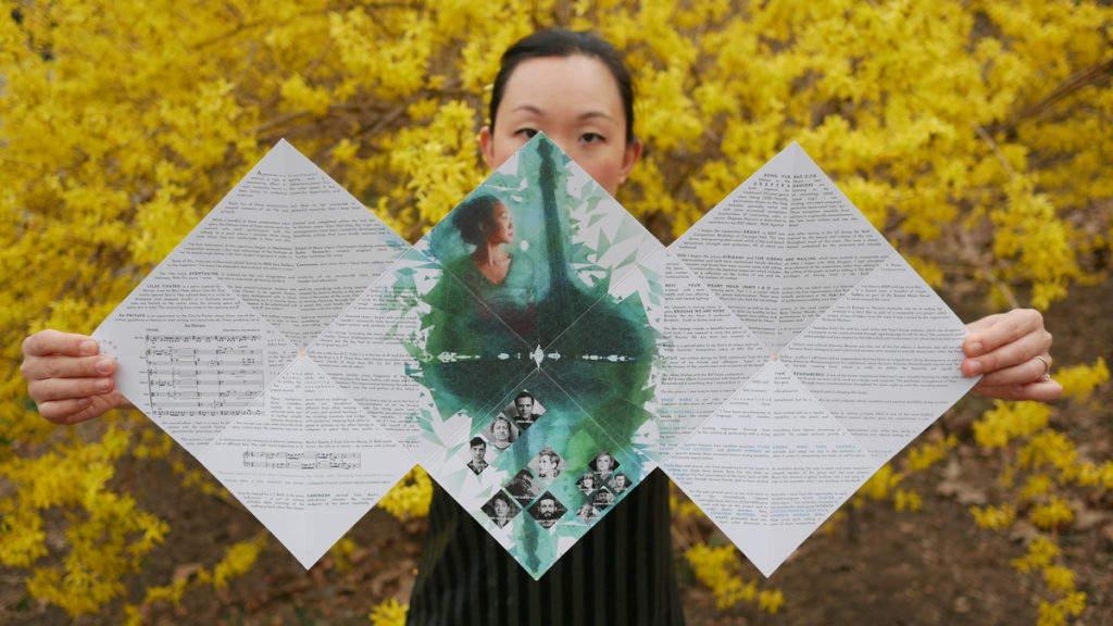 New Video: Kirigami, First Song From Linda May Han Oh's New Release, Aventurine