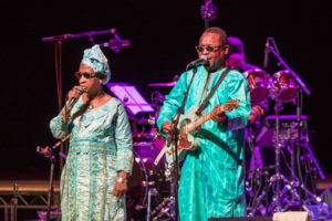 Review: Amadou & Mariam with The Blind Boys Of Alabama at the National Concert Hall, Dublin