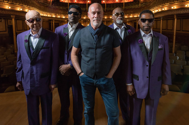 Watch Blind Boys of Alabama Perform With Marc Cohn On The Today Show