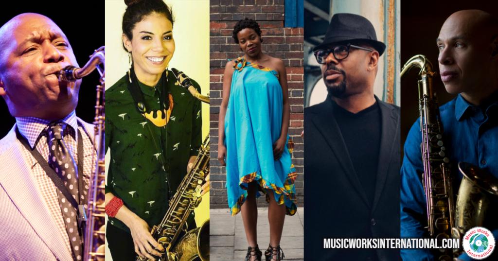Melissa Aldana, Christian McBride, Bokanté, Joshua Redman, Branford Marsalis Among 2020 Grammy Award Nominees