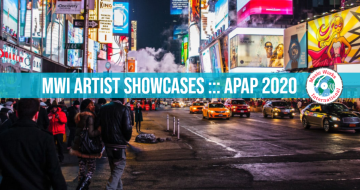 MWI ARTIST SHOWCASES at APAP NYC 2020