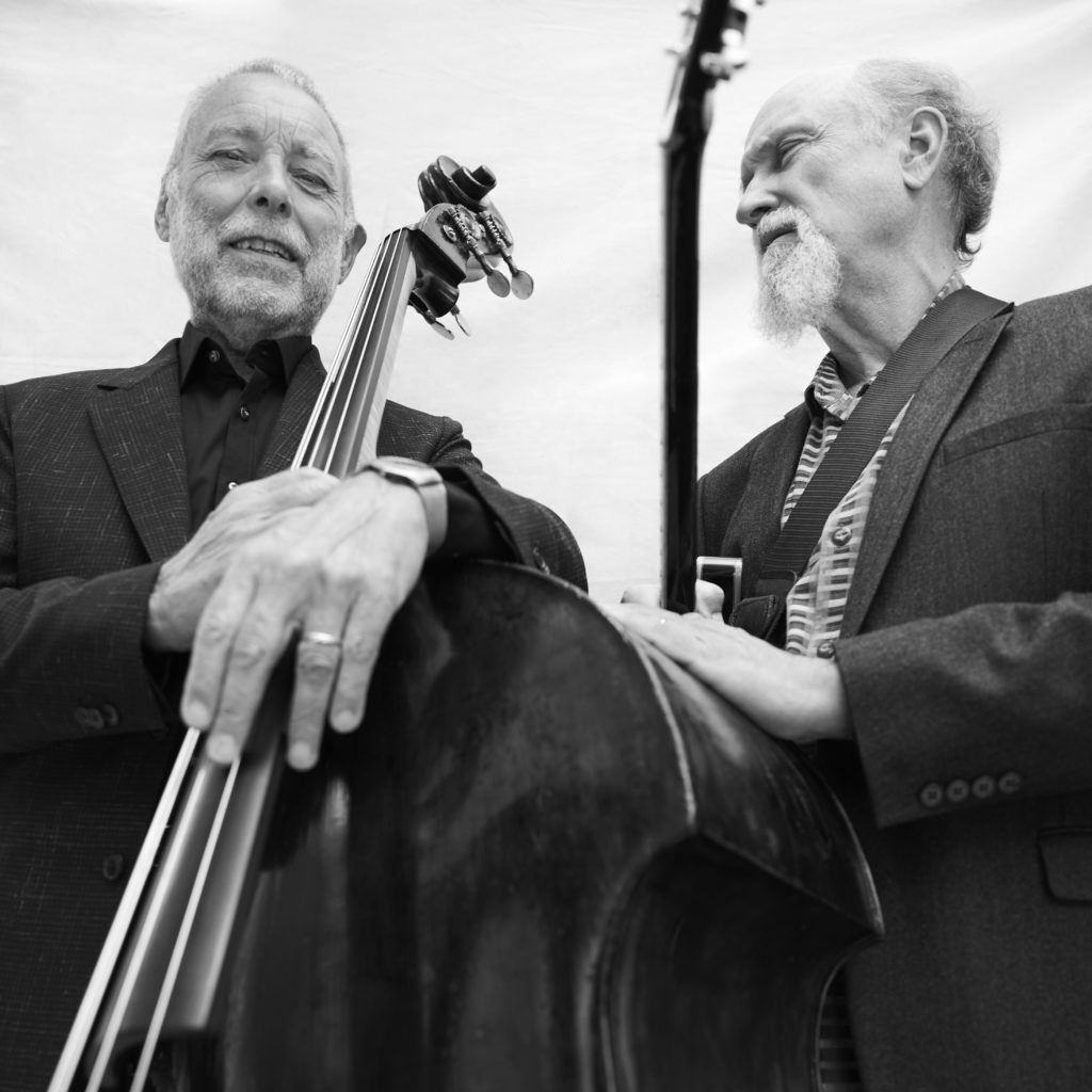 Dave Holland and John Scofield