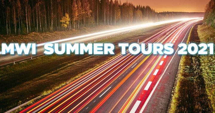 Summer Tours Europe 2021