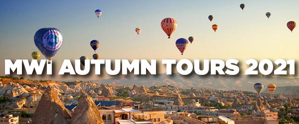 Autumn Tours Europe 2021