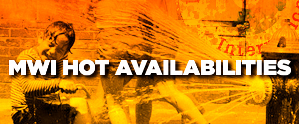 Hot Avails :: Europe / Middle East / Africa