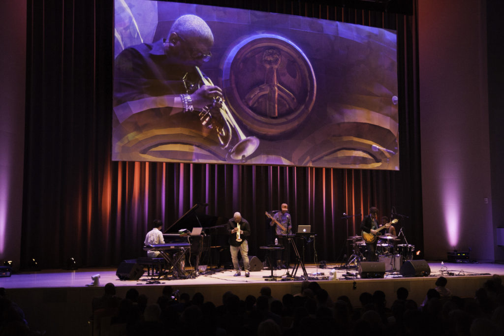 The Absence Of Terence Blanchard